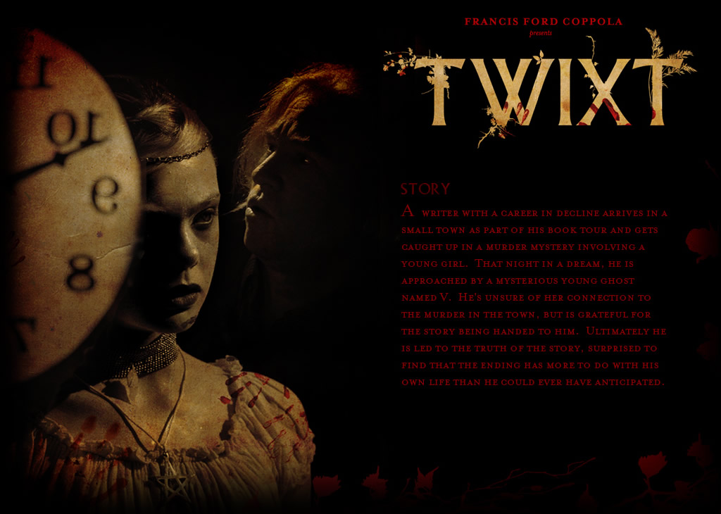 Twixt | Francis Ford Coppola | Official Movie Site | Twixt Movie | Val ...